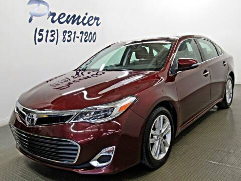 2014 Toyota Avalon for sale at Premier Automotive Group in Milford OH