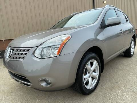 2008 Nissan Rogue for sale at Prime Auto Sales in Uniontown OH