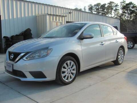 2018 Nissan Sentra for sale at Pure 1 Auto in New Bern NC