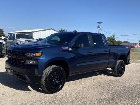 2021 Chevrolet Silverado 1500 for sale at Bulldog Motor Company in Borger TX