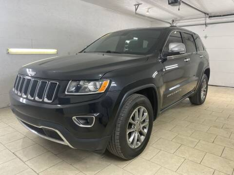 2015 Jeep Grand Cherokee for sale at 4 Friends Auto Sales LLC in Indianapolis IN