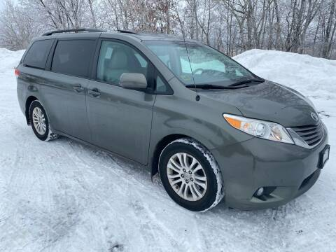2011 Toyota Sienna for sale at Sunrise Auto Sales in Stacy MN
