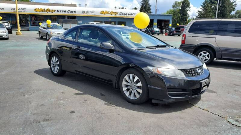 2010 Honda Civic for sale at Good Guys Used Cars Llc in East Olympia WA