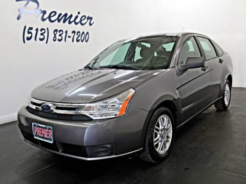 2009 Ford Focus for sale at Premier Automotive Group in Milford OH