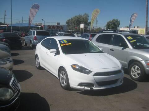 2015 Dodge Dart for sale at Town and Country Motors - 1702 East Van Buren Street in Phoenix AZ