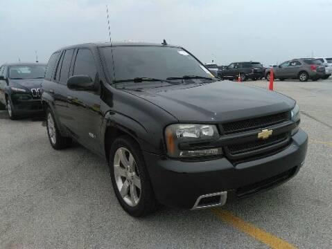 2008 Chevrolet TrailBlazer for sale at Luxury Auto Finder in Batavia IL
