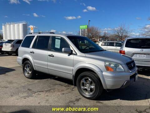 2004 Honda Pilot for sale at About New Auto Sales in Lincoln CA