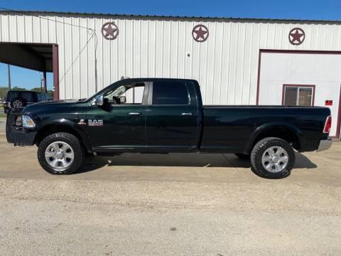 2015 RAM Ram Pickup 3500 for sale at Circle T Motors INC in Gonzales TX
