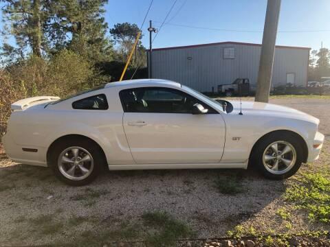 2008 Ford Mustang for sale at Lumberton Auto World LLC in Lumberton TX