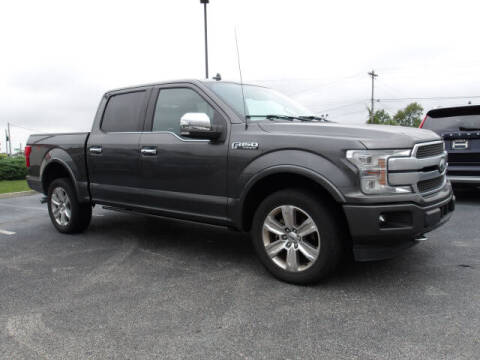2018 Ford F-150 for sale at TAPP MOTORS INC in Owensboro KY