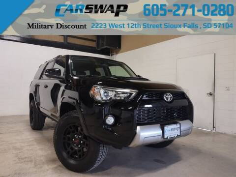 2019 Toyota 4Runner for sale at CarSwap in Sioux Falls SD