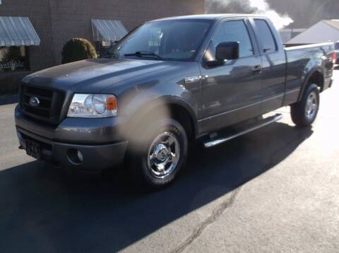 2006 Ford F-150 for sale at Depot Auto Sales Inc in Palmer MA