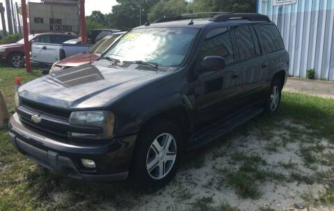 2005 Chevrolet TrailBlazer EXT for sale at A A Auto Clinic and automotive sales in Niceville FL