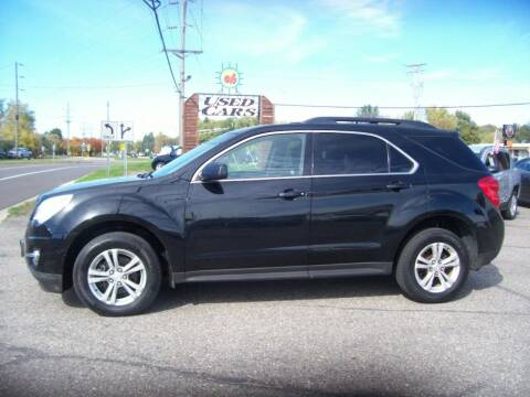 2010 Chevrolet Equinox for sale at O K Used Cars in Sauk Rapids MN