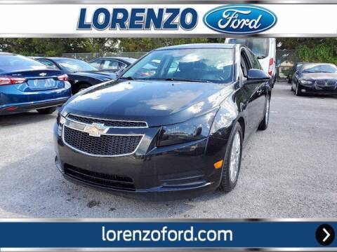 2014 Chevrolet Cruze for sale at Lorenzo Ford in Homestead FL