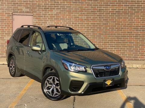 2019 Subaru Forester for sale at Effect Auto Center in Omaha NE