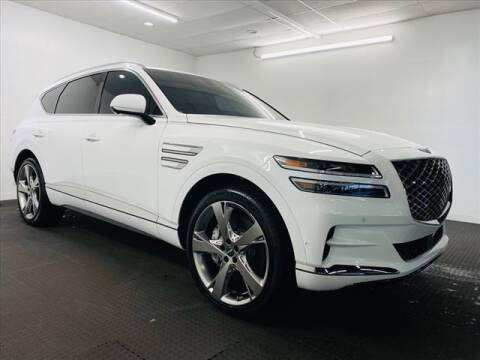 2021 Genesis GV80 for sale at Champagne Motor Car Company in Willimantic CT
