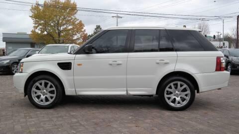 2008 Land Rover Range Rover Sport for sale at Cars-KC LLC in Overland Park KS