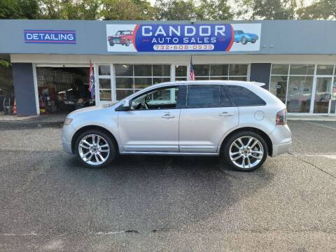 2010 Ford Edge for sale at CANDOR INC in Toms River NJ