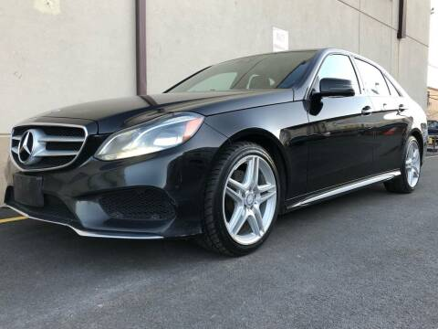 2014 Mercedes-Benz E-Class for sale at International Auto Sales in Hasbrouck Heights NJ