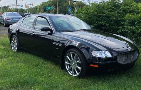 2008 Maserati Quattroporte for sale at Postorino Auto Sales in Dayton NJ