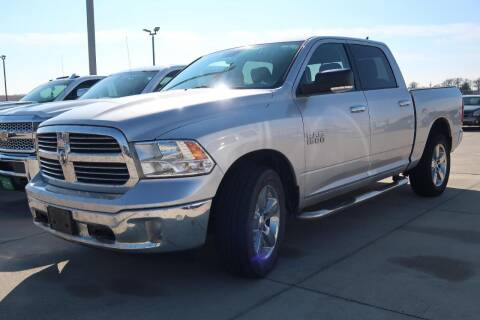 2016 RAM Ram Pickup 1500 for sale at Lipscomb Auto Center in Bowie TX