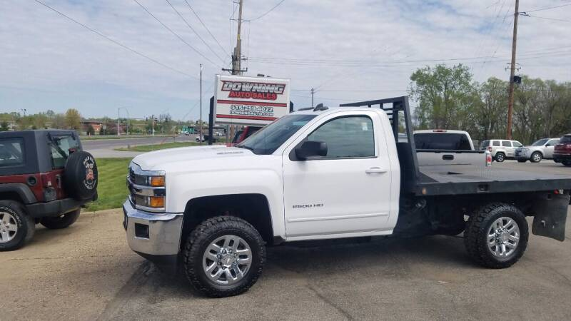 2016 Chevrolet Silverado 2500HD for sale at Downing Auto Sales in Des Moines IA