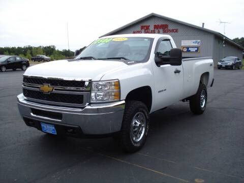 2014 Chevrolet Silverado 2500HD for sale at Fox River Auto Sales in Princeton WI