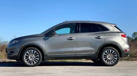 2016 Lincoln MKC for sale at Palmer Auto Sales in Rosenberg TX