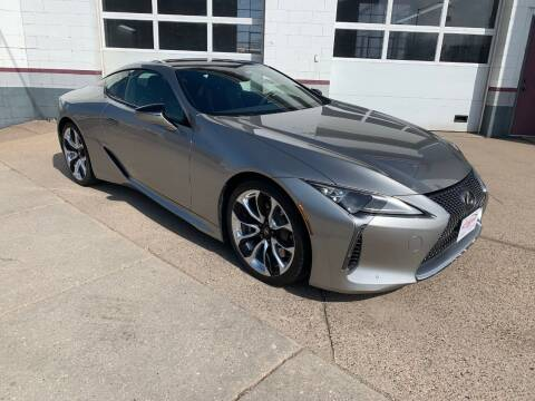 2019 Lexus LC 500 for sale at AUTOSPORT in La Crosse WI
