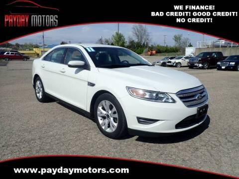 2011 Ford Taurus for sale at Payday Motors in Wichita And Topeka KS