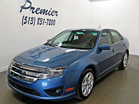 2010 Ford Fusion for sale at Premier Automotive Group in Milford OH