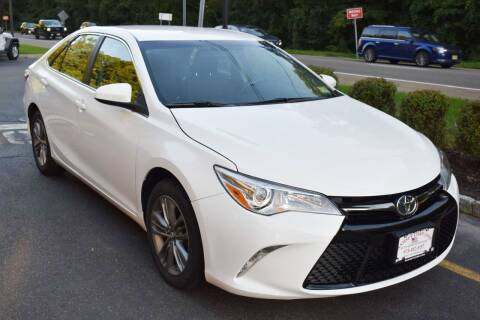 2016 Toyota Camry for sale at Ramsey Corp. in West Milford NJ