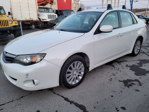 2010 Subaru Impreza for sale at JG Motors in Worcester MA
