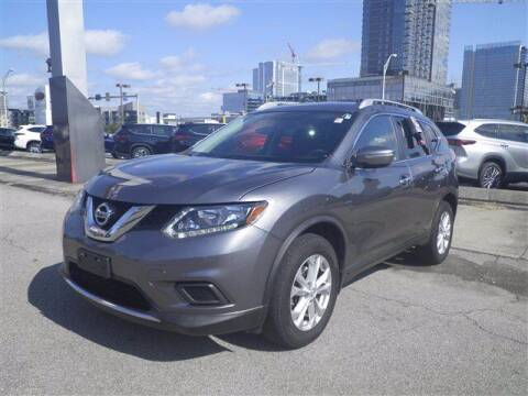 2015 Nissan Rogue for sale at BEAMAN TOYOTA GMC BUICK in Nashville TN