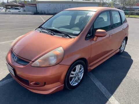 2007 Honda Fit for sale at Diana Rico LLC in Dalton GA