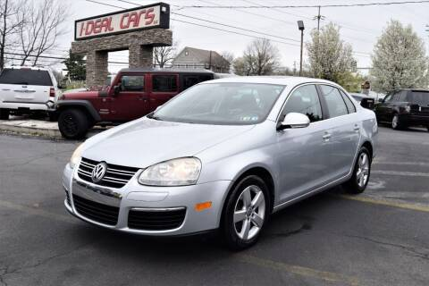 2009 Volkswagen Jetta for sale at I-DEAL CARS in Camp Hill PA