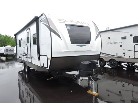 2021 Palomino SolAire Ultra Lite 242RBS
