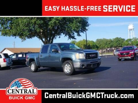 2011 GMC Sierra 1500 for sale at Central Buick GMC in Winter Haven FL