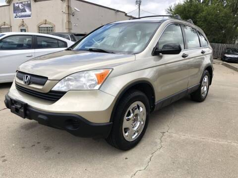 2008 Honda CR-V for sale at T & G / Auto4wholesale in Parma OH