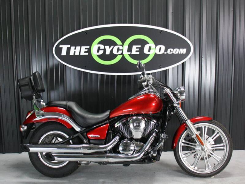 2007 Kawasaki Vulcan 900 Classic LT for sale at THE CYCLE CO in Columbus OH