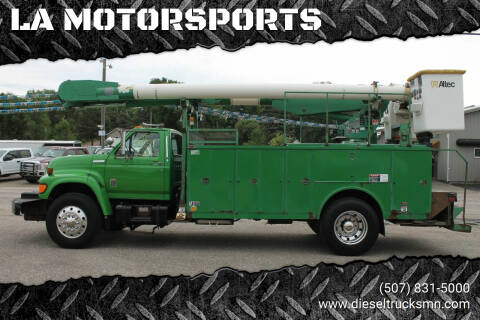 1995 Ford F-800 for sale at LA MOTORSPORTS in Windom MN