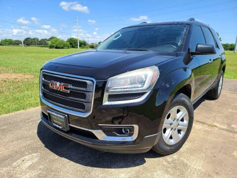 2016 GMC Acadia for sale at Laguna Niguel in Rosenberg TX