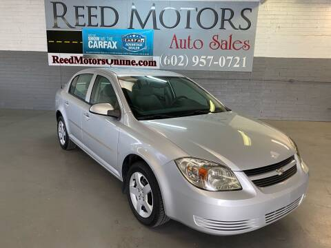 2008 Chevrolet Cobalt for sale at REED MOTORS LLC in Phoenix AZ