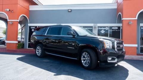 2018 GMC Yukon XL for sale at Car Depot in Miramar FL