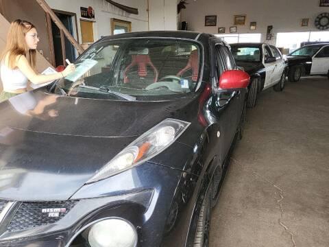 2014 Nissan JUKE for sale at PYRAMID MOTORS - Pueblo Lot in Pueblo CO