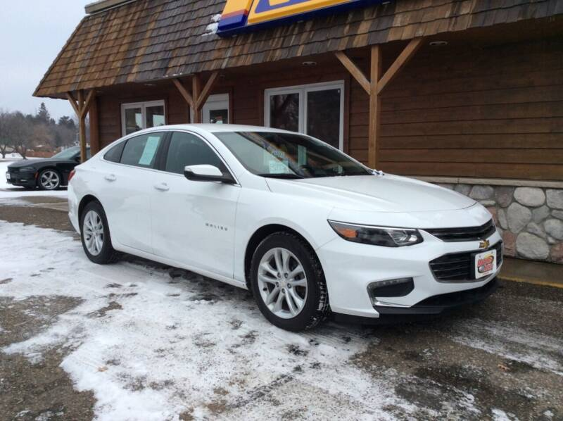 2017 Chevrolet Malibu for sale at MOTORS N MORE in Brainerd MN