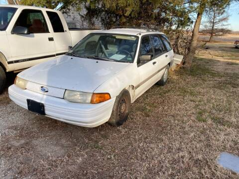 1991 Ford Escort for sale at Car Solutions llc in Augusta KS