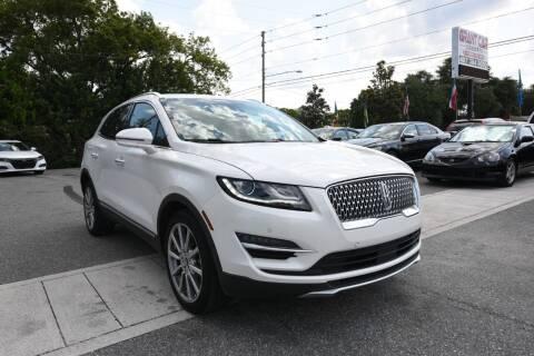 2019 Lincoln MKC for sale at Grant Car Concepts in Orlando FL