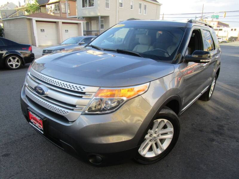 2014 Ford Explorer for sale at Dina Auto Sales in Paterson NJ